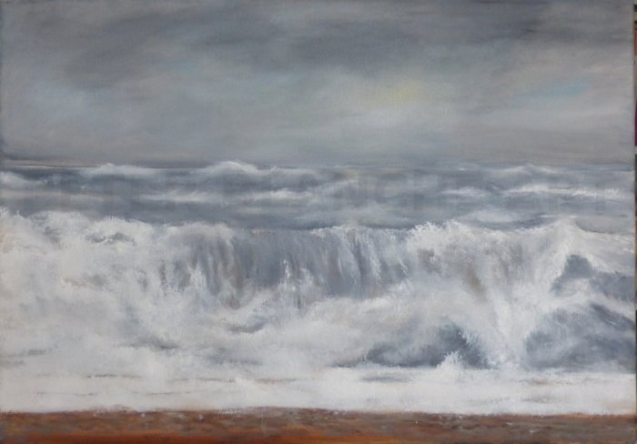 Study - Winter Gale